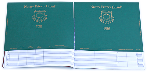 Notary Privacy Guard Suitable for Dome Notary Journal